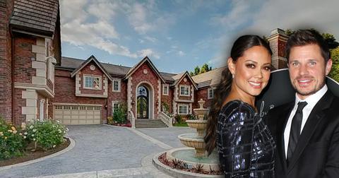 Nick Lachey Vanessa Minnillo Sell Home In Encino