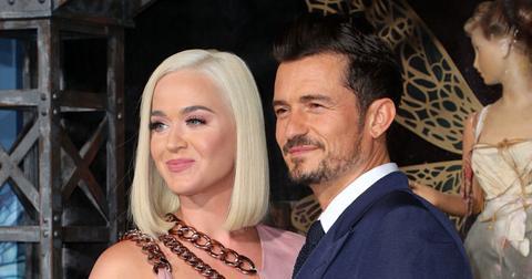 Katy Perry & Orlando Bloom