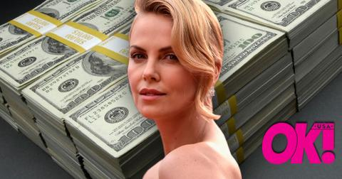 Charlize theron networth