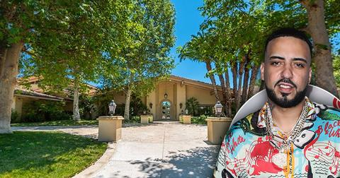french montana buys home hidden hills from clippers paul george pf