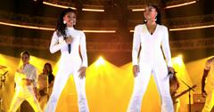 Chloe X Halle performance beyonce tour opening act