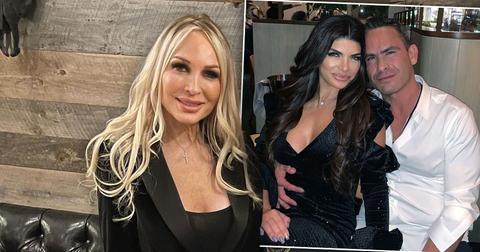RHONJ's Kim DePaola Claims Teresa Giudice's New Man Is Cheating On Her