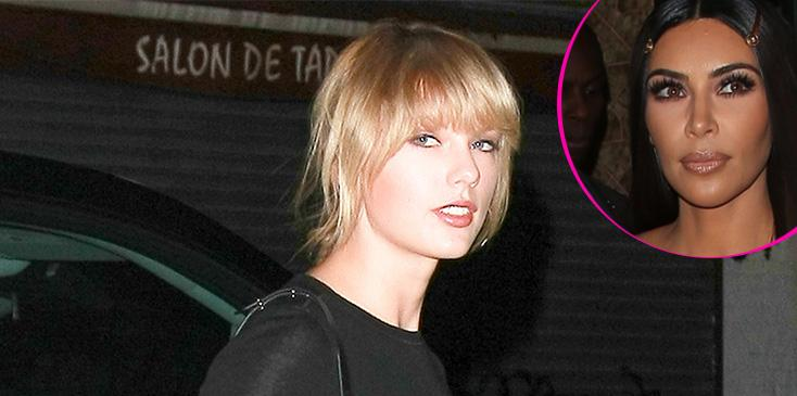 Taylor swift calls out kim kardashian for bullying her with snake emojis