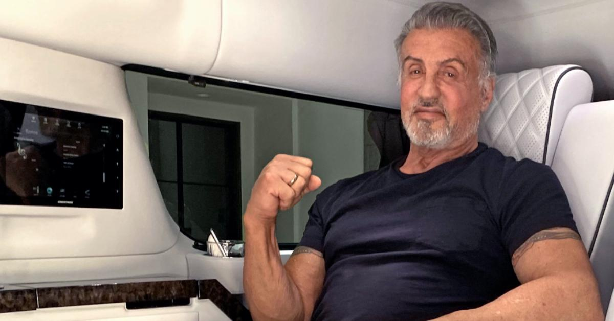 sylvester stallone mansion for sale beverly hills features price