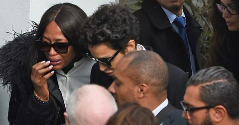 Naomi campbell azzedine alaia funeral main