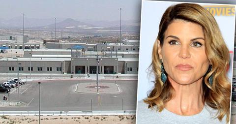 Lori Loughlin Fears Catching COVID-19 In Jail