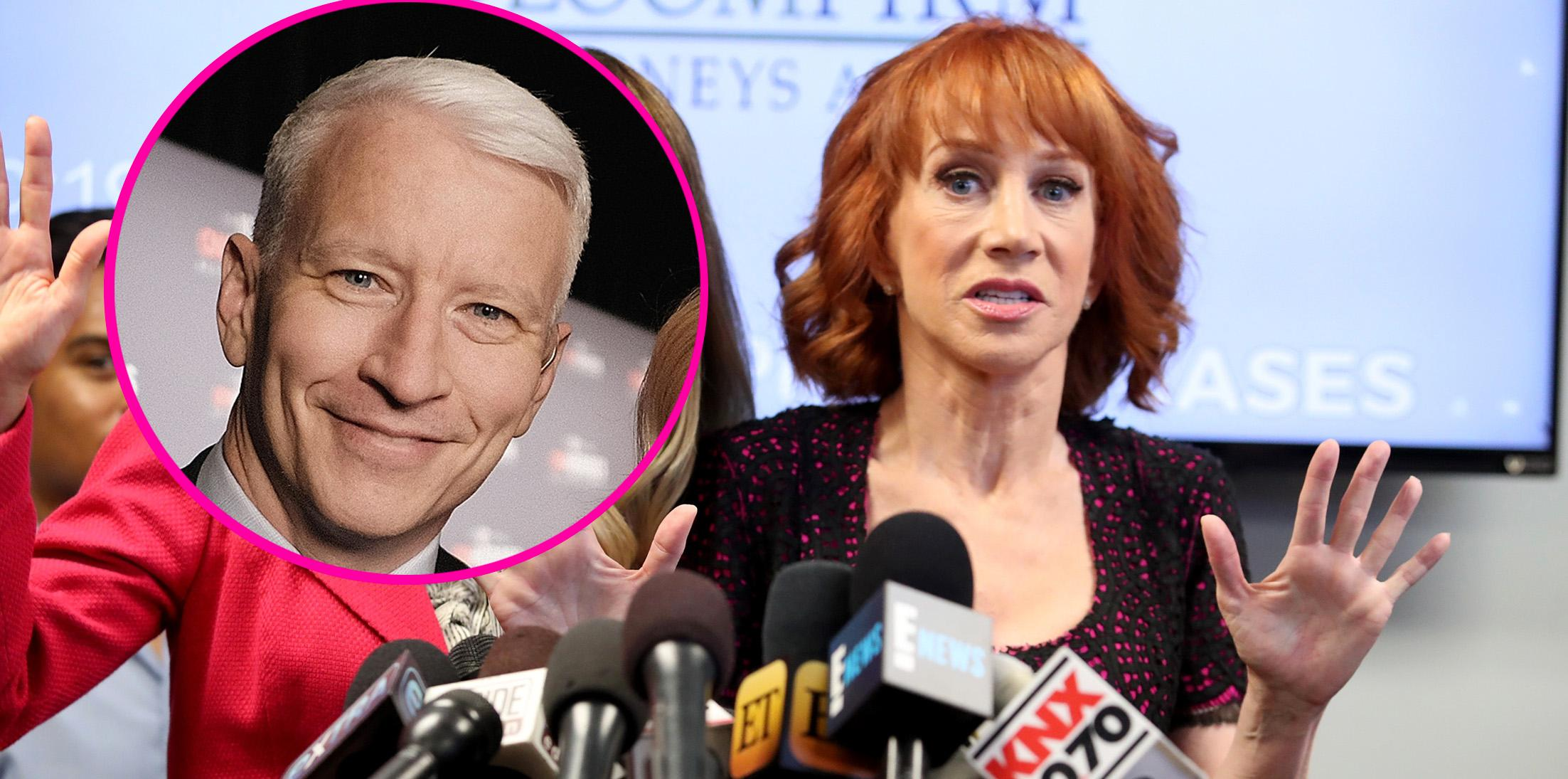 Kathy griffin betrayed anderson cooper feature