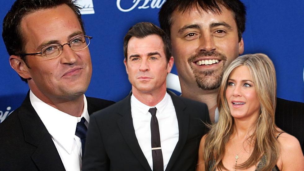 Jennifer aniston didnt invite friends castmates wedding