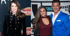 Lisa Vanderpump And Jax Taylor And Brittany Cartwright