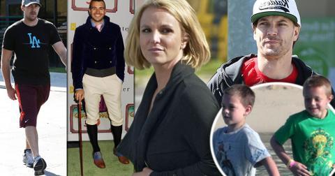 Kevin federline britney spears new boyfriends fame