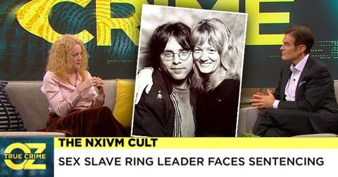 keith-raniere-nxivm-sex-cult-ex-gf-barbara-bouchey-dr-oz-video