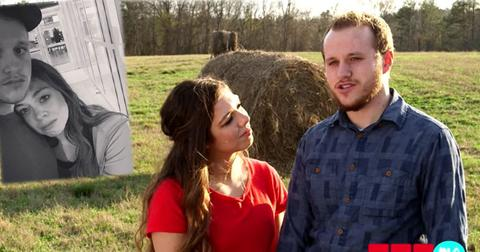 Fans slam josiah duggar wife lauren staged sad selfie pp