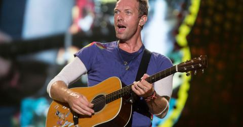 Coldplay Concert In Argentina