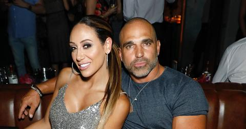 Melissa And Joe Gorga At Event Joe Giudice