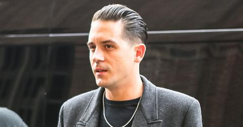 G eazy arrested for assault and cocaine possesion