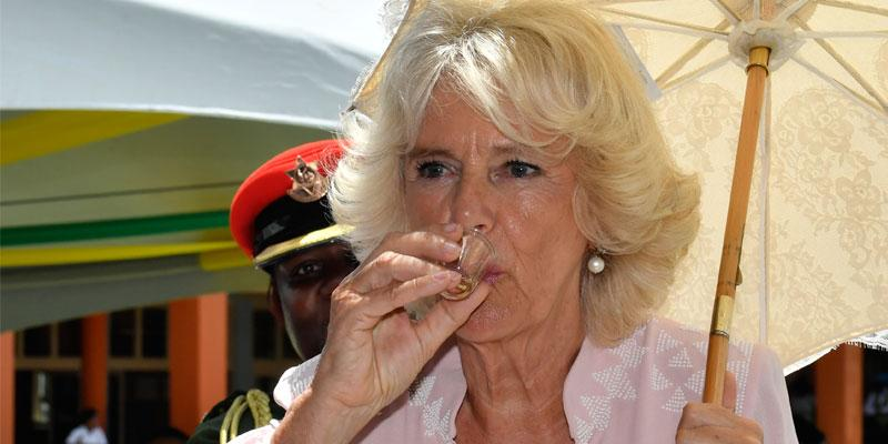 Camilla-Duchess-Takes-Shot
