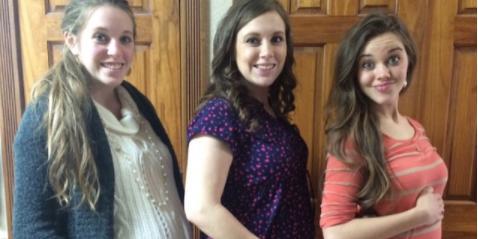 Anna duggar throws baby gender reveal party hero