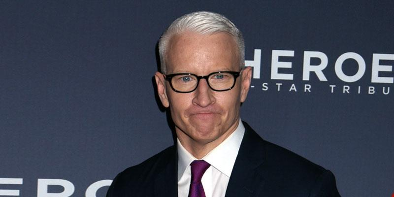 Anderson Cooper at 13th Annual CNN Heroes: An All-Star Tribute in NYC