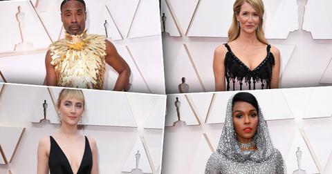 Oscars 2020 Academy Awards Red Carpet Looks Best Worst Dressed