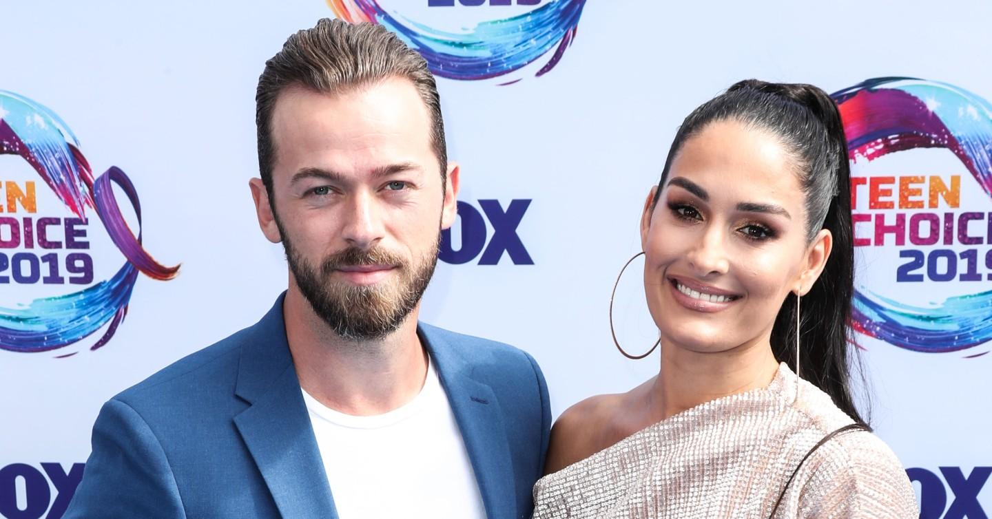 nikki bella artem chigvintsev engaged couples therapy realize his tone