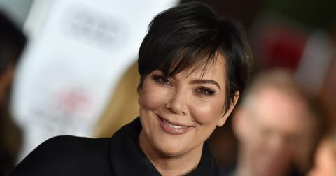 Kris Jenner relationship history from beginning to now.