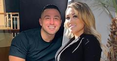 Joe Instagram Photo split with photo of Jen Harley Jersey Shore: Meet Jenn Harley's new mand Joe