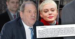 Harvey Weinstein Victims Must Absolve Rapist To Collect From $17M Settlement Fund