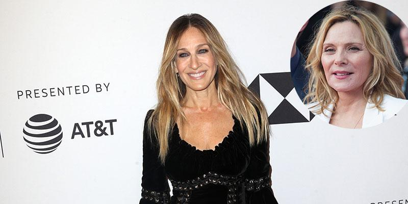 Sarah jessica parker no catfight kim cattrall main