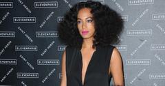 Solange Knowles attends the Elevenparis party in Paris
