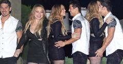 Mariah carey date night