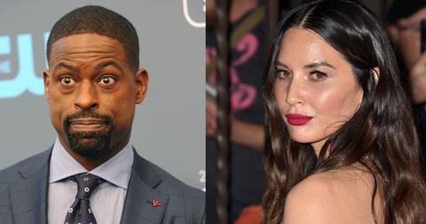 Sterling K Brown Olivia Munn