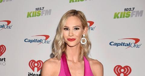 Meghan King at 102.7 KIIS FM Jingle Ball