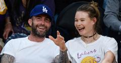 adam levine behati prinsloo daughter name pp