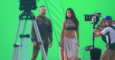 Justin Timberlake Eiza González music video