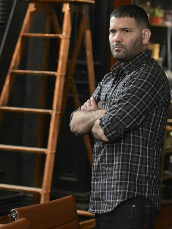 Guillermo Diaz on ABC's Scandal