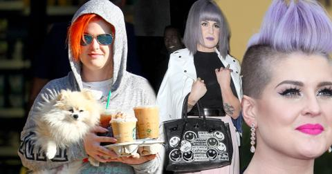 Kelly osbourne hair transformation