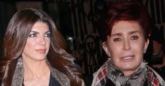 Sharon Osbourne at Craigs in West Hollywood