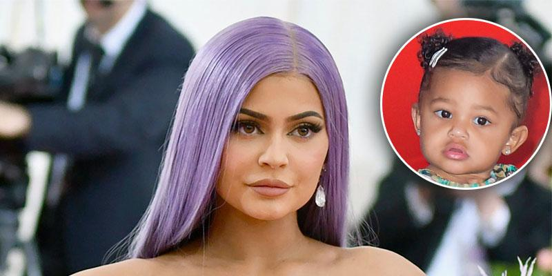 Kylie Jenner Teases Valentine's Day Collection 2020 On Instagram