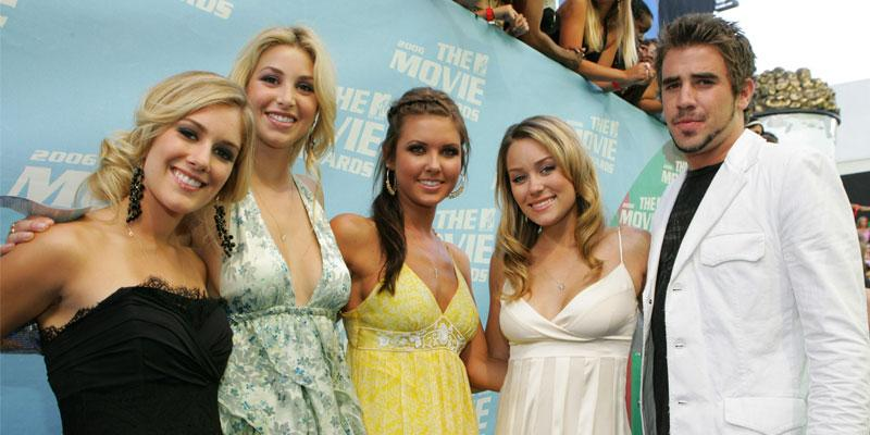 VMAs The Hills reunion