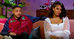 Ashley bar young and pregnant back together wedding