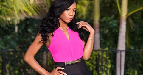 Shannade clermont pp