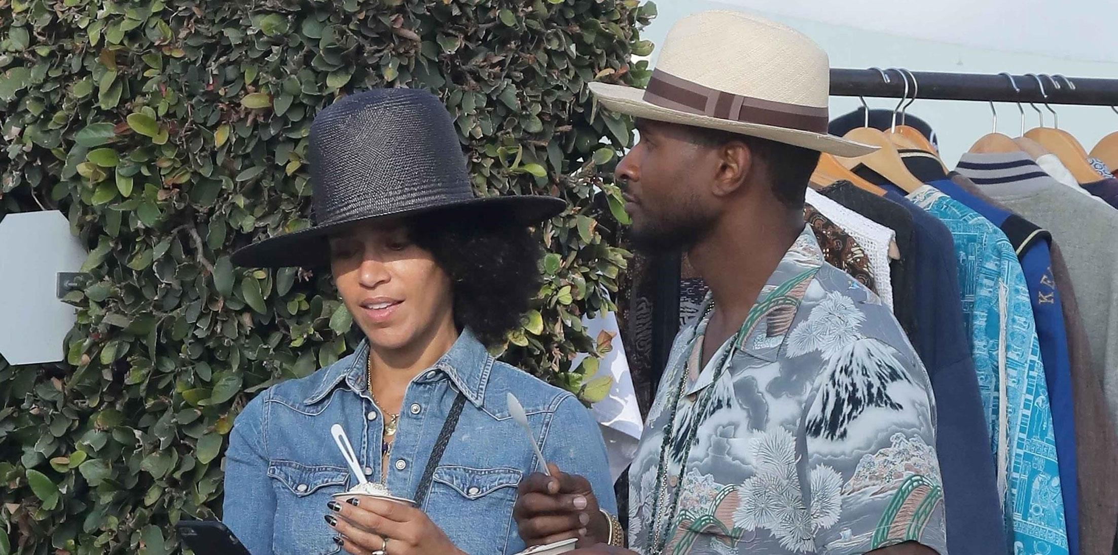 usher wife grace miguel unite herpes allegations pics long