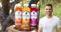 GT Dave split with Synergy drinks