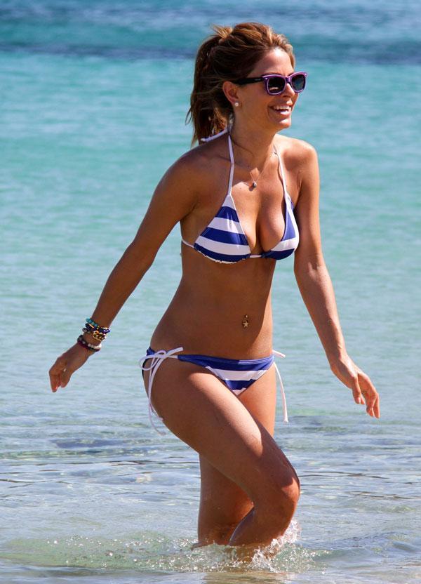 Maria Menunos Greece Bikini