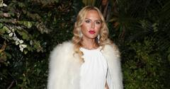 Rachel Zoe at the Charles Finch and Chanel Pre-Oscars Dinner