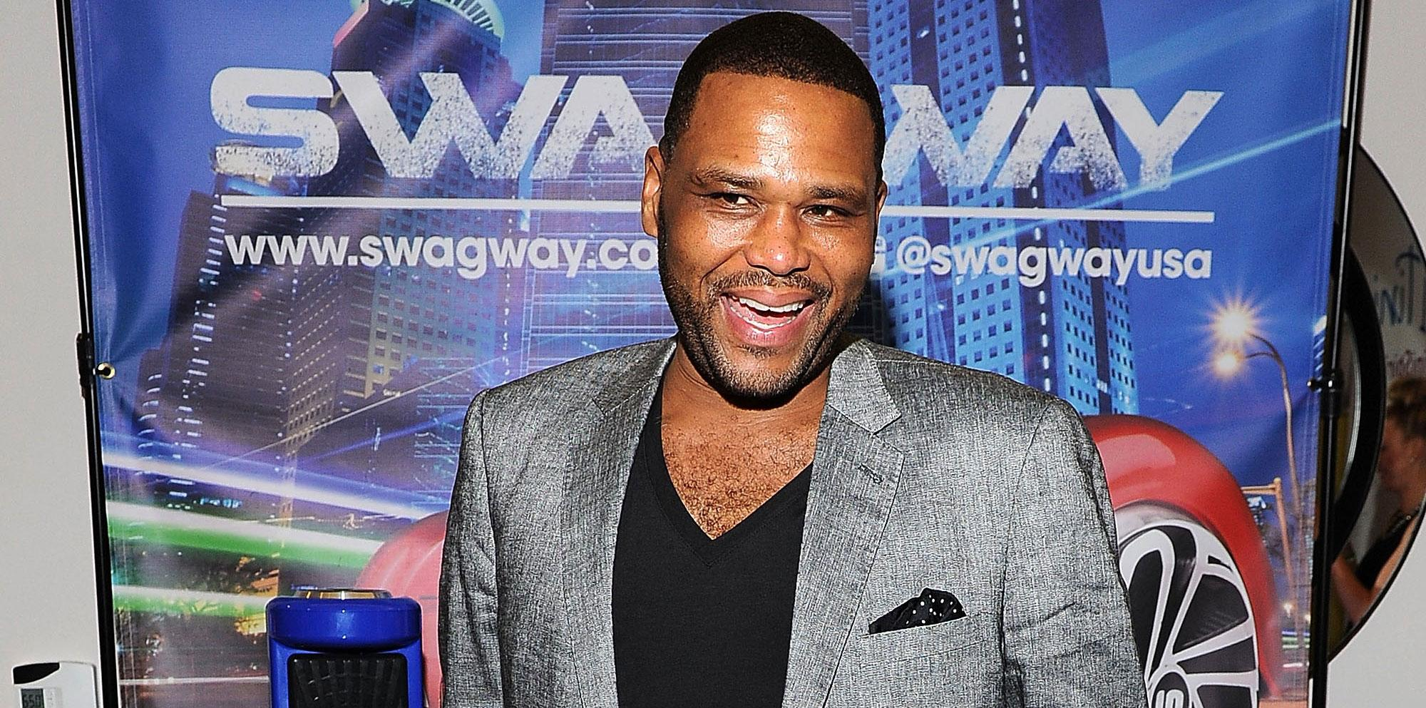Anthony anderson does split