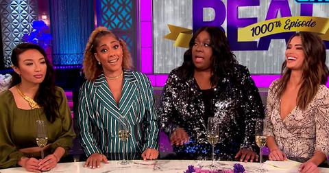Amanda Seales Goes Off On 'Extra' Host Jennifer Lahmers