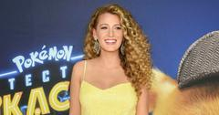 blake lively babies weights