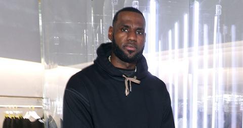 Kobe Bryant LeBron James Memorial