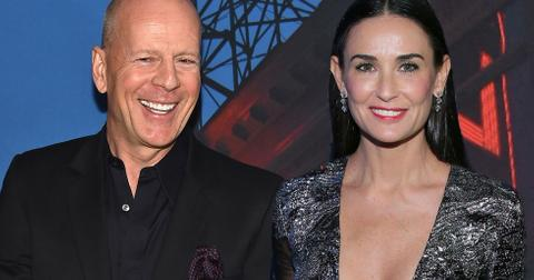 Bruce Willis and Demi Moore are ready to reunite
